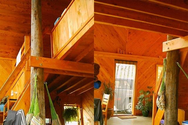 marion's house inside